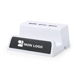Multi port USB lumineux...
