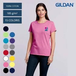 T-Shirt Personnalisé Femme...
