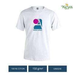 T-Shirt Blanc Publicitaire...