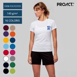 T-Shirt Sport Femme...